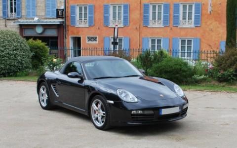 Porsche Boxster 987 3,2i S 280 cv Garantie sans franchise ni plafond, kilométrage illimité