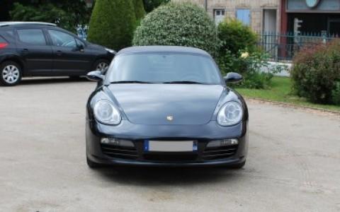 Porsche Boxster 987 3,2i S 280 cv 397 : Jantes 18