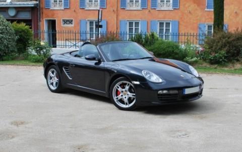 Porsche Boxster 987 3,2i S 280 cv Vous habitez loin de Lyon ? Nous venons vous chercher à la gare ou à l aéroport.
