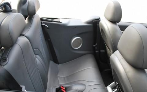 Mini Cooper S Cabriolet 170 cv R52 Système de son Harman Kardon