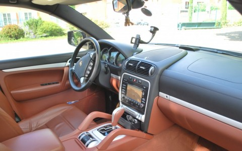 Porsche Cayenne  S 4,8 V8 385 cv Tiptr. S Décoration alu satiné (5TE)