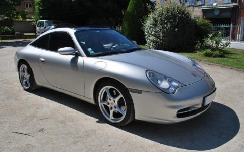 Porsche 911 Targa 3,6i 320 cv Véhicule garanti sans franchise ni plafond, kilométrage illimité