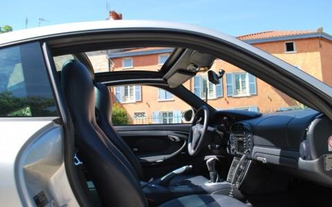 Porsche 911 Targa 3,6i 320 cv Ce véhicule bénéficie de la garantie kilométrage certifié