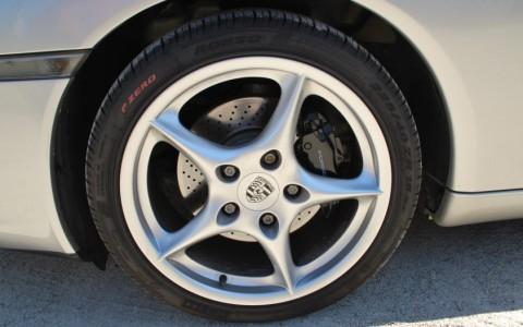 Porsche 911 Targa 3,6i 320 cv 4 pneus neufs