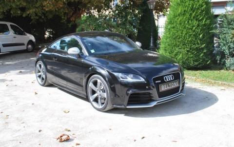 Audi TT RS 2,5L TFSi 340 cv S-Tronic Vous habitez loin de Lyon ? Nous venons vous chercher à la gare ou à l aéroport.