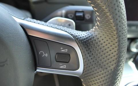 Audi TT RS 2,5L TFSi 340 cv S-Tronic boite séquentielle S-Tronic 7 rapports avec palettes au volant