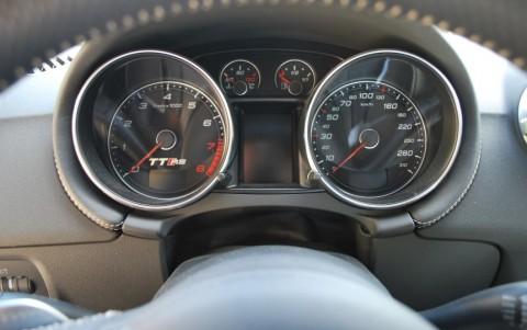 Audi TT RS 2,5L TFSi 340 cv S-Tronic