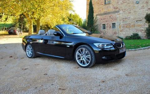 BMW 325d (E93) cabriolet Sport Design Vous habitez loin de Lyon ? Nous venons vous chercher à la gare ou à l aéroport.
