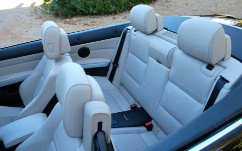 BMW 325d (E93) cabriolet Sport Design Sellerie Cuir Dakota Oyster