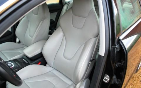 Audi S6 5.2 V10 435 Quattro Tiptronic Sellerie Cuir Beige Nappa fin