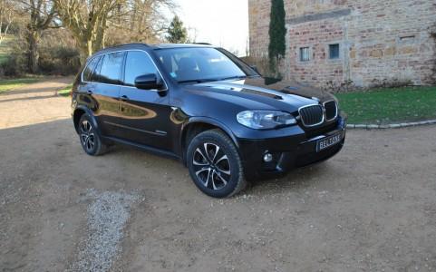 BMW X5 30d 245cv Exclusive Vous habitez loin de Lyon ? Nous venons vous chercher à l aéroport