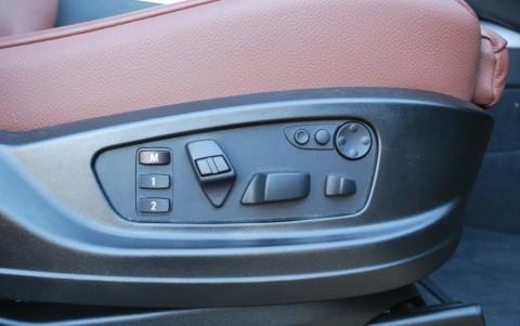 BMW X5 30d 245cv Exclusive Sièges électriques à mémoire