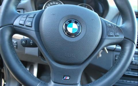 BMW X5 30d 245cv Exclusive Volant M gainé de cuir