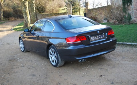 BMW 330xd Coupé (E92) Luxe 231 cv Omission sigle
