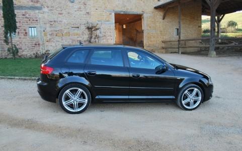 Audi A3 Sportback TDI 140 S-Line Plus