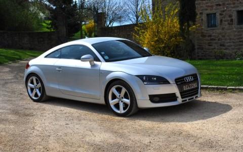 Audi TT 2.0 TDI 170 Quattro S-Line Vous habitez loin de Lyon ? Nous venons vous chercher à la gare ou à l'aéroport.