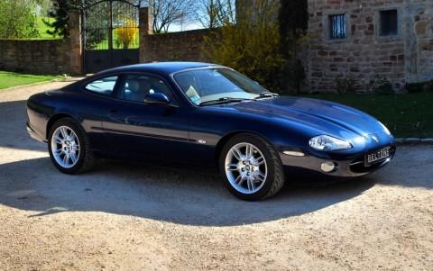 Jaguar XK8 Coupé 4.0 V8 294 cv