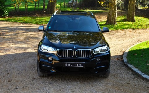 BMW X5 (F85) M50D 381 cv