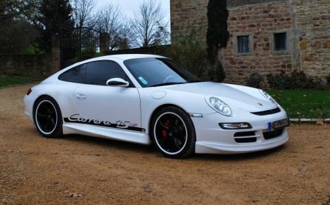 Porsche 997 Carrera 4S Tech-Art Vous habitez loin de Lyon ? Nous venons vous chercher à la gare ou à l'aéroport.