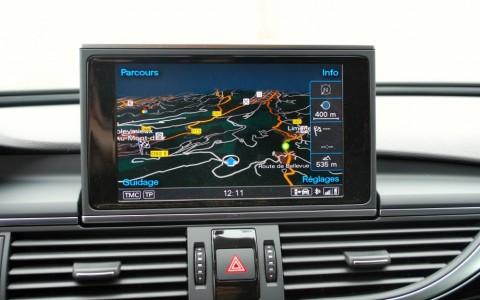 Audi A6 Allroad BiTDI 313cv Avus Quattro  Système de navigation advanced