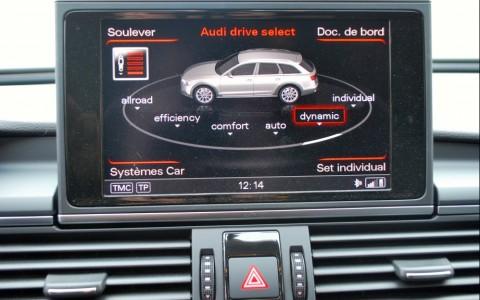 Audi A6 Allroad BiTDI 313cv Avus Quattro  Adaptative Air Suspensions Pneumatiques à régulation électronique