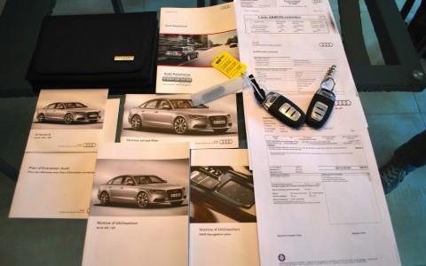 Audi A6 Allroad BiTDI 313cv Avus Quattro  Véhicule Français de 1e main suivi en concession Audi