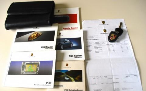 Porsche 996 Carrera 4S X51 3.6 345 cv Véhicule suivi par Porsche et spécialistes.