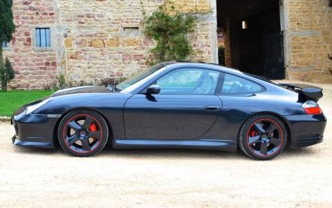 Porsche 996 Carrera 4S X51 3.6 345 cv