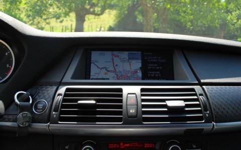 BMW X6 (E71) 40D 306cv xDrive Système de navigation Professionnal avec disque dur