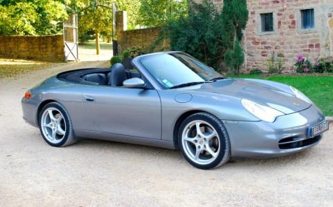 Porsche 996 Carrera Cabriolet 3.6 320 cv