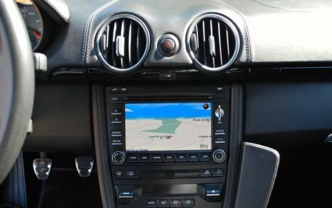 Porsche Boxster 987 S Black Edition PCM Navigation Europe.