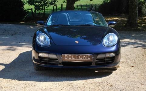 Porsche Boxster 987 3.4 S 295cv P74 - Litronic projecteurs Bi-Xénon