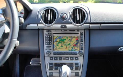 Porsche Boxster 987 3.4 S 295cv P16 - Système de navigation PCM II