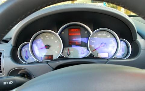 Porsche Cayenne GTS 4.8 V8 405cv AEL - Fond de compteurs Gris Acier