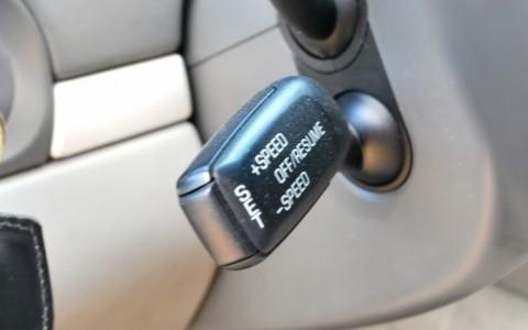 Porsche Cayenne GTS 4.8 V8 405cv 8T1 - Système de régulation de la vitesse