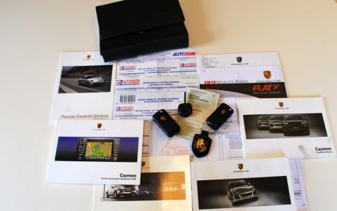 Porsche Cayenne GTS 4.8 V8 405cv