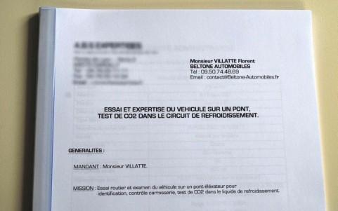 Porsche Cayenne S 4.8 V8 Tiptronic S Véhicule expertisé par un cabinet indépendant
