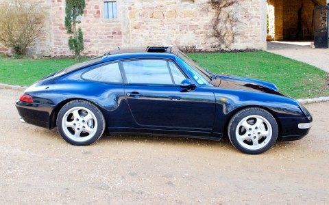 Porsche 993 Carrera 4 285cv