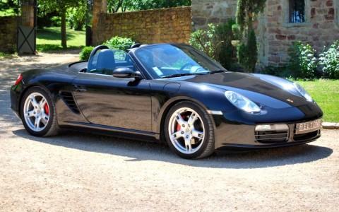 Porsche Boxster 987 3.2 S 280cv Vous habitez loin de Lyon ? Nous venons vous chercher à la gare ou à l'aéroport.