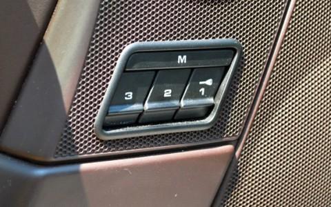Porsche 997 Turbo 3.6 480cv Sièges sport adaptatifs en cuir avec pack mémoire conducteur et intérieur tout cuir (ITC)