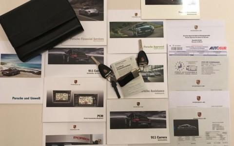 Porsche 997 4S cabriolet 3.8 385cv Véhicule avec carte grise Française : pas de malus écologique à payer