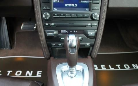 Porsche Cayman S 3.4 320cv PDK 250 : Boite PDK (Porsche Doppelkupplung)