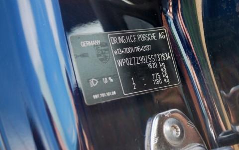Porsche 997 Carrera S 3.8 355cv WP0ZZZ99Z5S732834