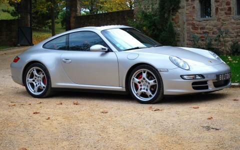 b8a51a3db17858 Beltone Automobiles - Porsche 997 Carrera 4S 3.8 355cv occasion
