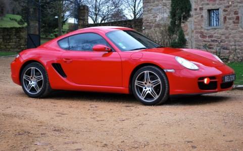 Porsche Cayman 987 2.7 245cv Vous habitez loin de Lyon ? Nous venons vous chercher à la gare ou à l'aéroport.