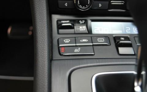 Porsche 991 3.8 GTS 430cv PDK Sièges avant chauffants