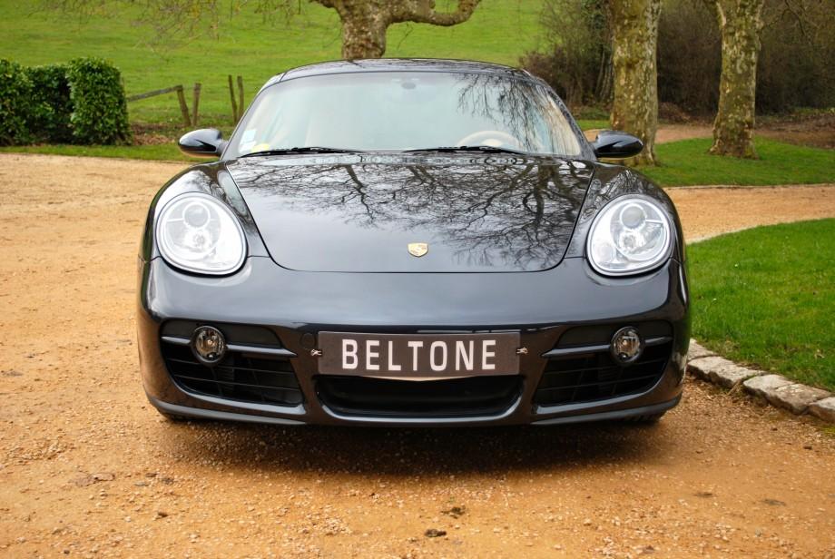 beltone automobiles porsche cayman 987 2 7 245cv occasion. Black Bedroom Furniture Sets. Home Design Ideas