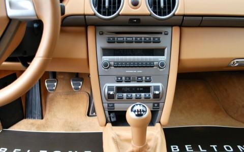Porsche Cayman 987 2.7 245cv 573 : Climatisation automatique