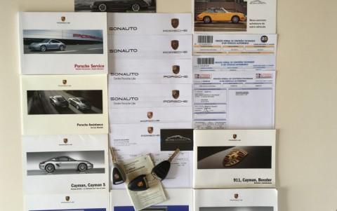 Porsche Cayman 987 2.7 245cv Véhicule avec un entretien suivi et justificatifs.