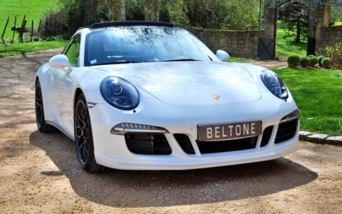 Porsche 991 3.8 GTS 430cv PDK Bouclier avant SportDesign